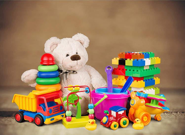 ร้านจำหน่ายของเล่นเด็กเสริมพัฒนาการ