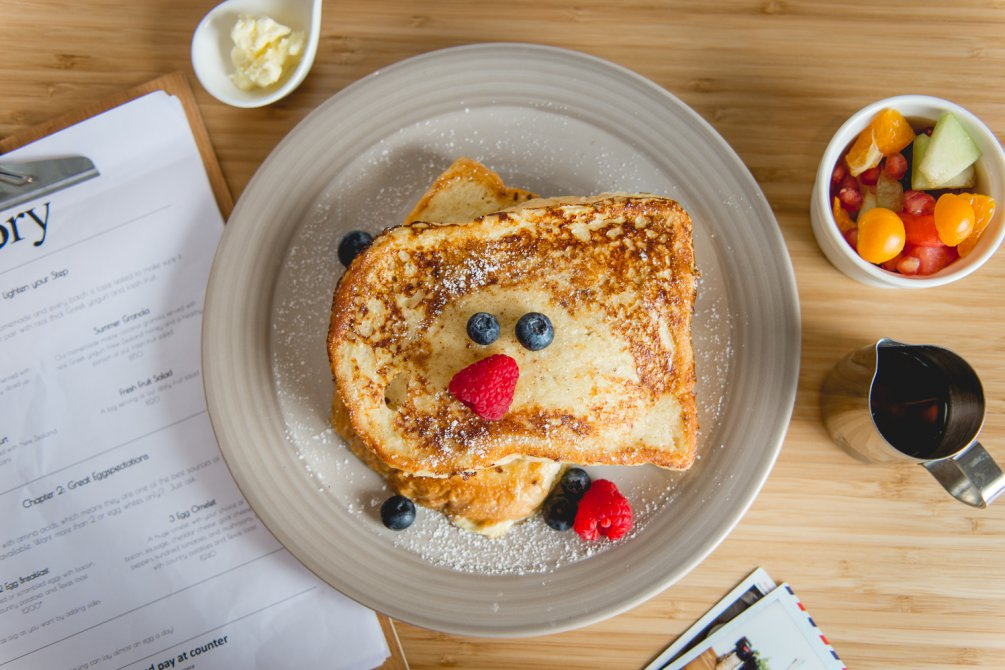 Breakfast Story Delivery