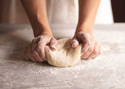 วิธีทำแป้งพิซซ่า